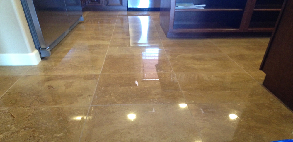 Iicrc stone masonry and ceramic tile cleaning technician for How to clean polished floors