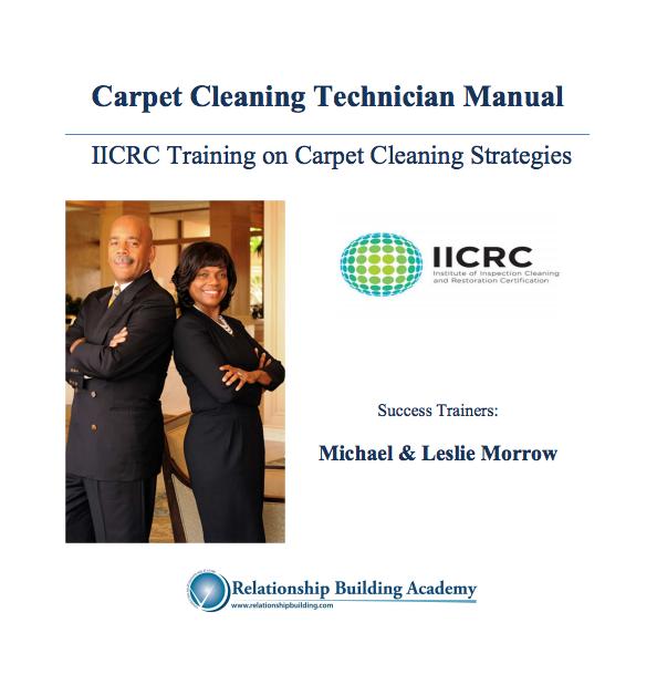 Iicrc Carpet Cleaning Technician Cct
